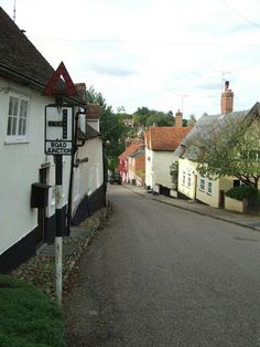 The Street, Kersey, Suffolk