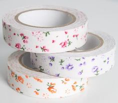 New Rural wind only beautiful multi-function adornment Masking Tape
