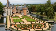 Chateau de Maintenon - Intellego.fr