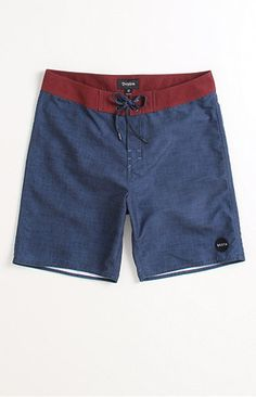 Brixton Plank Boardshorts are on our favorite list. Bermuda Short, Mens Swim Shorts, Summer Shorts, Mens Fashion, Fashion Outfits, Man Swimming, Summer Outfits, Menswear, Boxer