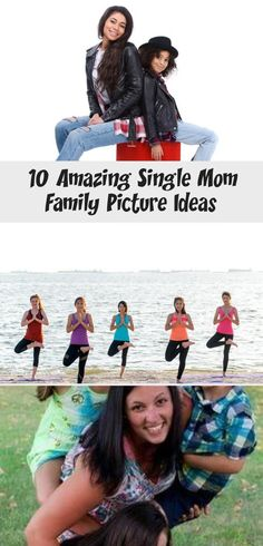 Creative ideas for your single parent family photo shoot. Make sure your family photos are beautiful with ideas on what to wear in your family pictures. Get fun tips for mother son pictures, photos of the whole family or mom and baby photos. Fall Family Picture Outfits, Fall Family Pictures, Family Photos, Mother Son Pictures, Mom Pictures, Mom And Baby Dresses, Single Parent Families, Family Photo Album, Photo Today