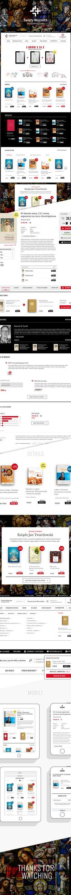 https://www.behance.net/gallery/20847483/Sw-Wojciech-bookstore-e-commerce