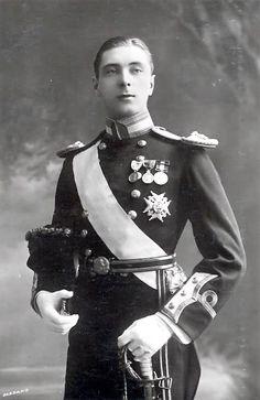 El marques de Carisbroke, hermano de la reina Victoria Eugenia
