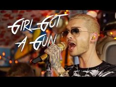 "TOKIO HOTEL - ""Girl Got a Gun"" (Live in Los Angeles, CA) #JAMINTHEVAN"