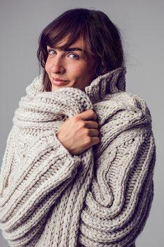 65 Besten Dicke Wolle Bilder Auf Pinterest In 2019 Knit Fashion