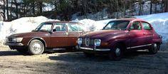Saab 96 V4 & Saab 99