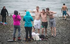 Slideshow | Polar Dip 2016 | Juneau Empire - Alaska's Capital City Online Newspaper