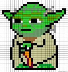 Resultado de imagen para star wars punto de cruz patrones