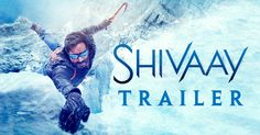 Shivaay trailer is finally here and after all this waiting Ajay Devgan gave us just the best one of the recent times. 3.50 min long trailer of Shivaay will keep you hooked on every frame and it is so intriguing that you will want to play this one on the loop.