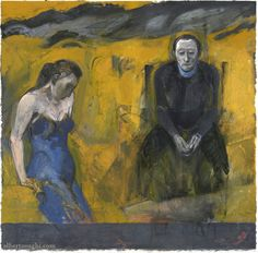 At the End of the Day by Alberto Sughi
