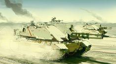Talros on deviantart. Check out Daniel's spaceship and robot art. Keywords: concept tank art illustrations designs by talros danie. Concept Art World, Weapon Concept Art, Concept Cars, Armes Concept, Deviant Art, Sci Fi Armor, Sci Fi Ships, Futuristic Art, Tank Design