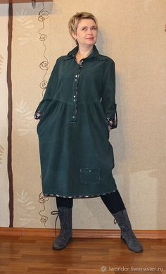 50 Fashion, Modest Fashion, Fashion Details, Hijab Fashion, Fashion Dresses, Collared Shirt Dress, Womens Trendy Tops, Short Dresses, Dresses For Work