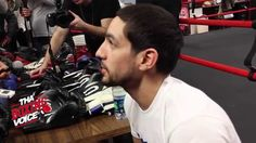 Danny Garcia Clears Rumors Of Titles Not Being On The Line
