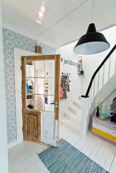 Fjeldborg: Entre/hall