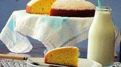 طريقة عمل كيكة أريج الاسفنجية - Delicious sponge cake recipe