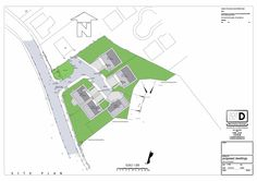 Today submitted 5 new houses for planning permission #newhomes #architecture #home #house #development #planning