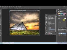 ▶ How to Save a Photo for Print in Photoshop CC - YouTube