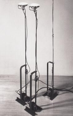 Achille Castiglioni, Toio, for Flos, 1962