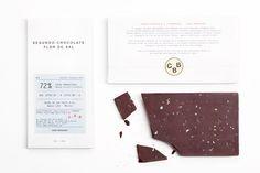 CASA BOSQUES CHOCOLATES on Behance