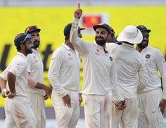 भारत ने ईडन गार्डन में न्यूजीलैंड को दूसरे टेस्ट में चौथे ही दिन सोमवार को 178 रन से हराकर पाकिस्तान से नंबर वन टेस्ट रैंकिंग छीन ली है।