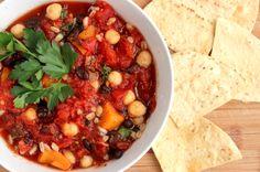 15 Vegetarian Soup R