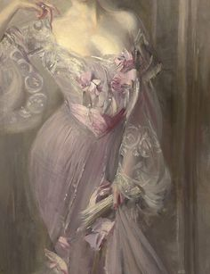 Portrait of Ena Wertheimer (1902) by Giovanni Boldini.