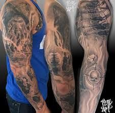 What does pirate tattoo mean? We have pirate tattoo ideas, designs, symbolism and we explain the meaning behind the tattoo. Pirate Tattoo, Johnny Depp Movies, The Lone Ranger, Davy Jones, Pirates Of The Caribbean, I Tattoo, Alice In Wonderland, Tattoos For Guys, Sleeve Tattoos