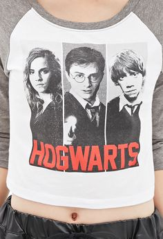 Harry Potter Graphic Tee | Forever 21 - 2000120426