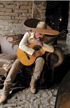 Vicente Fernandez-when I hear his music, I have beautiful memories of my parents.