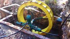 DIY Ram-pump ( Big home made Ram pump)