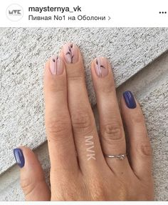 Want some ideas for wedding nail polish designs? This article is a collection of our favorite nail polish designs for your special day. Gelish Nails, Nail Manicure, Nail Polish, Hair And Nails, My Nails, Natural Gel Nails, American Nails, Gel Nails At Home, Minimalist Nails