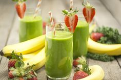How To Make A Green #Smoothie