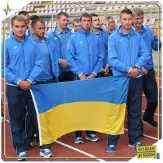 Євгенія Луценко 2.1.15 Паралімпійська збірна України з футболу стала Чемпіоном Європи!!! У півфіналі вибили Росію, у фіналі розгромили Голландію 3-0! Слава вам, хлопці, лайк за важливу перемогу!
