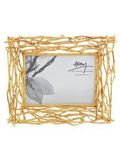 twig photo frame from michael aram on gilt - Michael Aram Frame