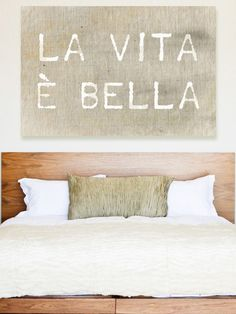 Life is Beautiful (Canvas) by Oliver Gal at Gilt