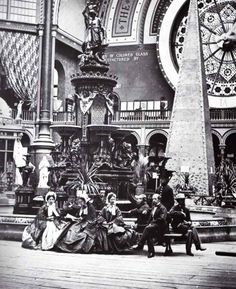 Eastern dome, International Exhibition 1862