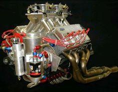 Jon Kaase Racing Engines - 820 Ford HEMI