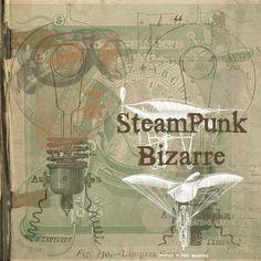 Brushes: SteamPunk Bizarre by hogret.deviantart.com on @deviantART