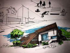 """for achitect #art #ماكت #معماران #معماري #طراحي #راندو #اسكيس #ايران #artist #artist #arch #archery #arch_land #arch_more #architect #architecturelovers…"""