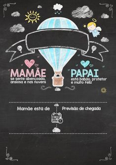 Rafael e Helena Baby Girl Clipart, Baby Shower, Baby Scrapbook, Baby Room, Baby Kids, Diy And Crafts, Invitations, Lettering, Birthday