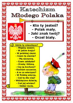 Niepodległość Learn Polish, Polish Recipes, Kids And Parenting, Education, School, Quotes, Maps, Geography, Speech Language Therapy