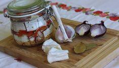 Luxusný pretlak - Tinkine recepty Preserves, Camembert Cheese, Garlic, Baking, Vegetables, Food, Preserve, Patisserie, Preserving Food
