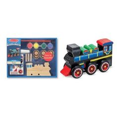 #Christmas More Information Melissa & Doug Decorate-Your-Own Train for Christmas Gifts Idea Shopping Online . No matter if you're looking to deal with by yourself this kind of Christmas  or perhaps wish several motivation when purchasing intended for some others. Christmas  is usually a time to detach through...