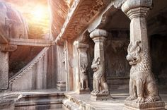 Suggestive architetture a Mamallapuram, Tamil Nadu #India con @C_Journeys_it