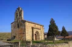 Iglesia Románica de San Andrés de Río Seco  http://www.cantabriarural.com/monumentos/iglesia-romanica-de-san-andres-de-rioseco.html