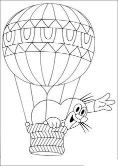 Krtek Der kleine Maulwurf Malvorlagen 2 Best Picture For applique patterns For Your Taste You are looking for something, and it is going to tell you exactly what you are looking for, and you didn't fi Raw Edge Applique, Wool Applique, Applique Patterns, Colouring Pages, Printable Coloring Pages, Coloring Books, La Petite Taupe, The Mole, Coloring Pages For Kids