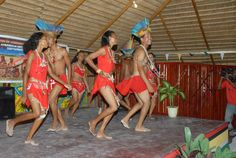 Amerindian Indians Guyana's Indigenous people