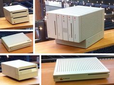 Apple prototypes at Frog Design, in honor of Steve Jobs