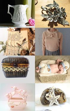 """These are a Few of my Favorite Things #1"" by SusansBeadHappy --Pinned with TreasuryPin.com"