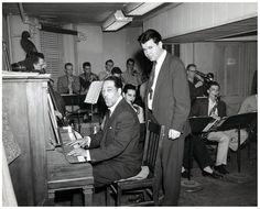 Duke Ellington and Herb Pomeroy Berklee College Of Music, Duke Ellington, Herb, Culture, History, Fictional Characters, Grass, Historia, Fantasy Characters